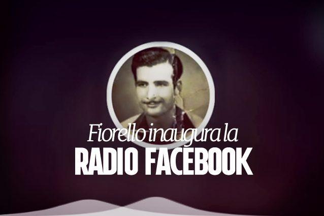 """radio facebook - Radio 4.0. Dopo Instagram, Fiorello sbarca su Facebook con la sua """"personality radio"""""""