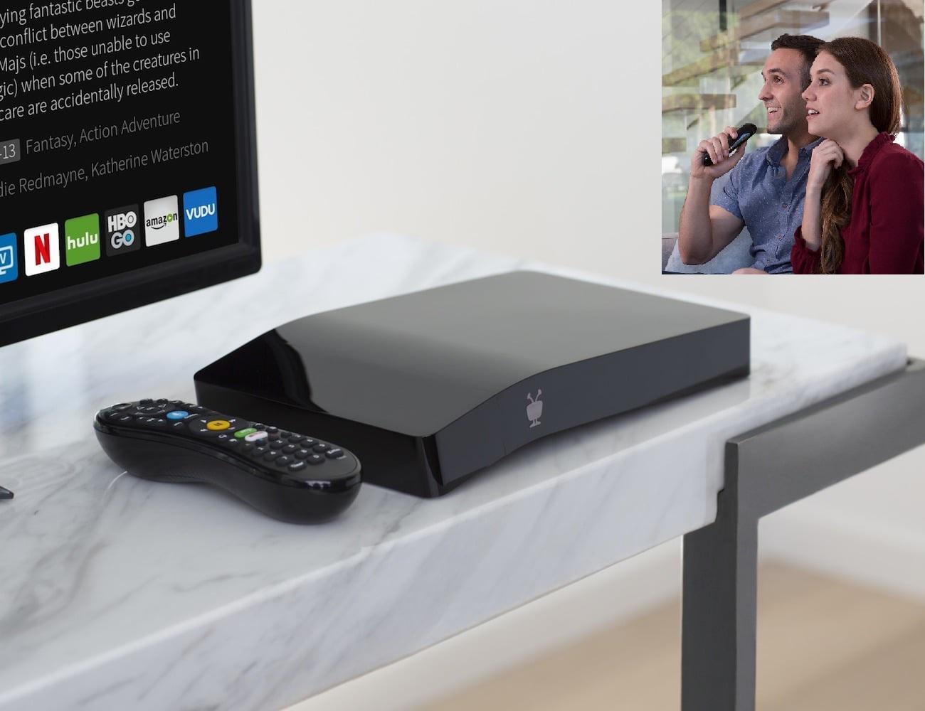 telecomando vocale - Tv. TiVo lancia dispositivi con voice control: telecomando vocale per cambiare programma