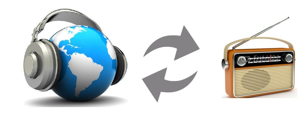 web radio scambio radio fm - Radio. Sei milioni di programmi (Web) in cerca di editore (FM)