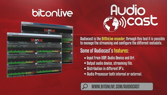 Audiocast Bitonlive 687x393 - Tlc & Tv. 5G: in Germania test per le trasmissioni televisive in banda ultralarga