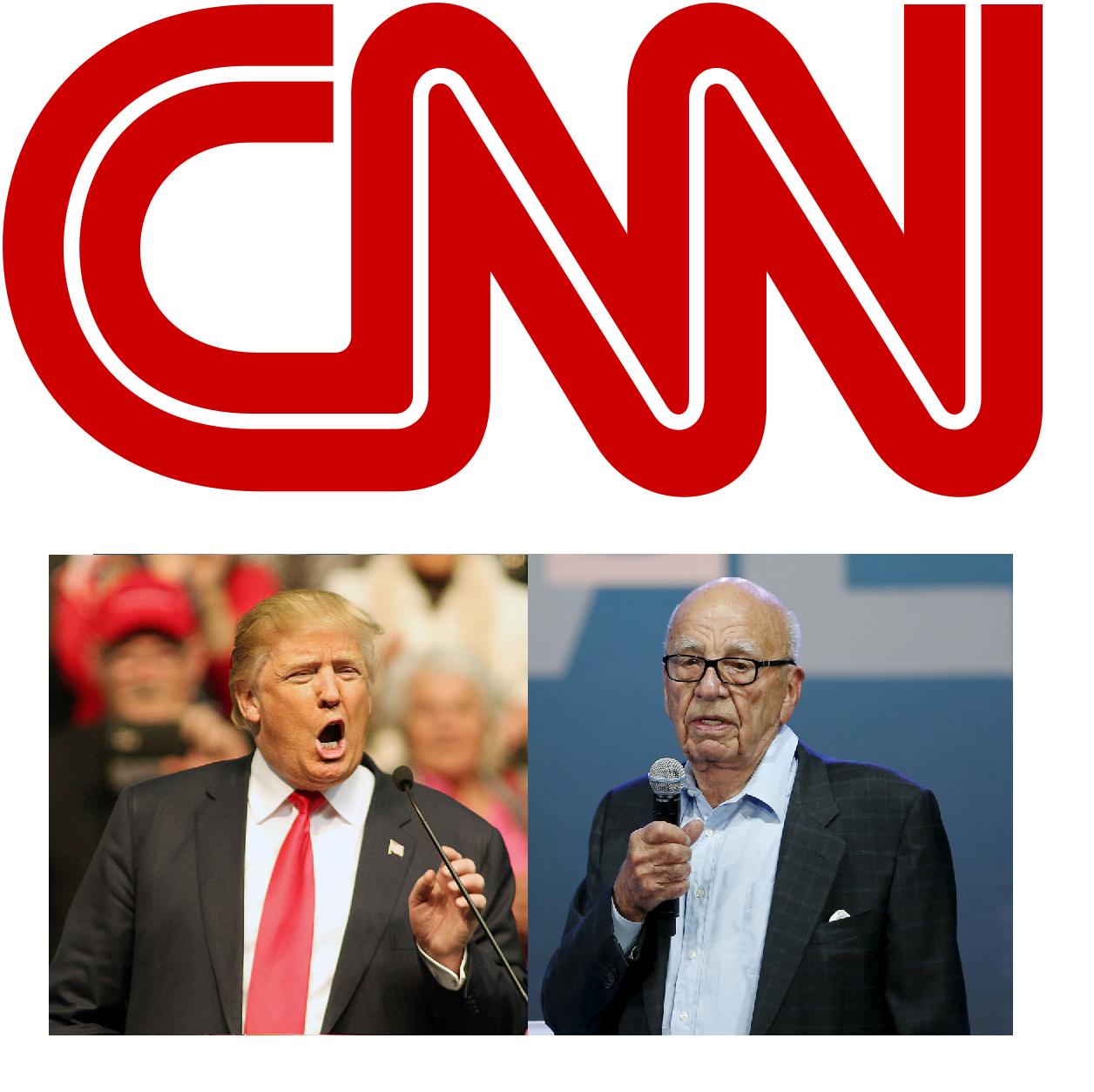 CNN Murdoch Trump - Media. Iperconcentrazione: Murdoch interessato a CNN. Il miliardario può contare su Trump