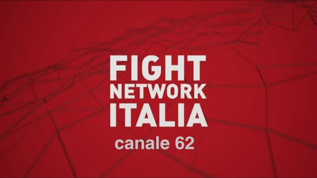 Fight Network Italia 1 1024x576 - DTT. Tripudio di movimenti su LCN del blocco 60 e boom per audiografica e visual radio