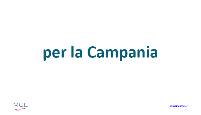 PER LA CAMPANIA - C'azzecca