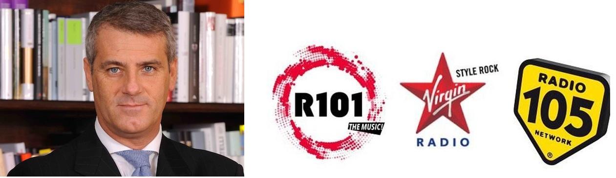 Paolo Salvaderi - Radio. Indagine d'ascolto TER, Radiomediaset: siamo leader del mercato!