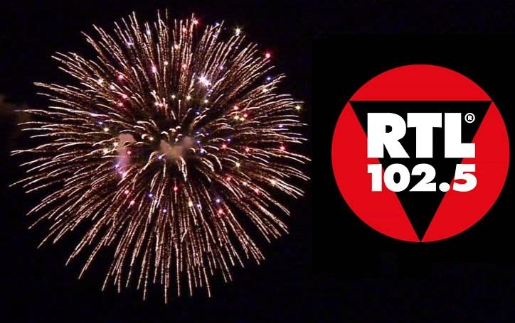 RTL fuochi artificio - Radio, indagine TER: pubblicati i dati del 1° semestre mobile. RTL a 8,5 mln!