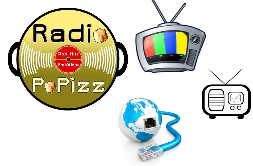 Radio Popizz 1 - Radio & Tv. Il caso PoPizz: da Bari in Lombardia con lo spirito degli anni '70 attraverso l'H264