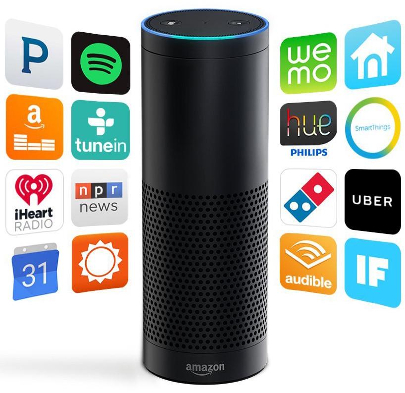 amazon echo alexa - Radio e Tv 4.0. Lo Smart speaker dopo il ricevitore radio stand-alone aggredisce la tv
