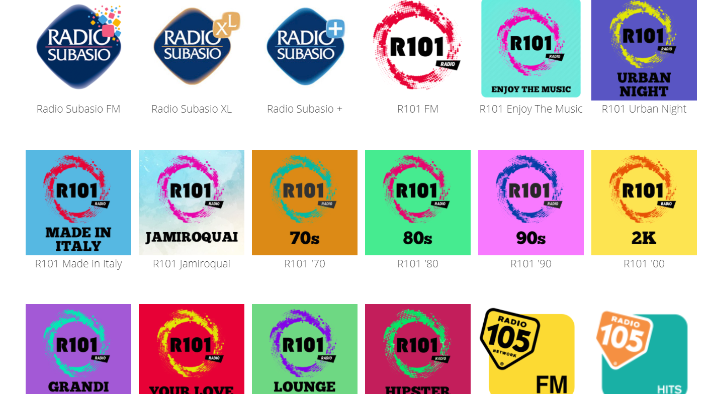 brand bouquet - Radio 4.0. Brand bouquet radio anche per RAI. Via a RaiPlay Radio per integrare la multipiattaforma