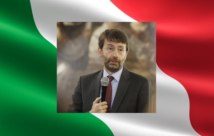 franceschini bandiera italia - Radio e Tv. Quote di programmazione: le uscite di Franceschini non sono piaciute alle radio e televisioni