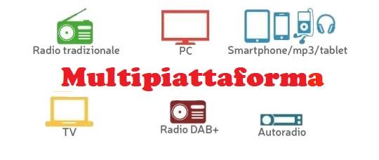 multipiattaforma 1 - Radio, indagini ascolto TER semestre mobile 2017: è consacrazione della multipiattaforma