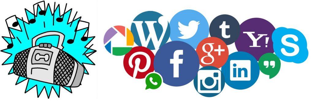 radio e social media 1024x331 - Radio e tv. USA: le locali si integrano nei social perché gli utenti li prediligono rispetto ai media tradizionali