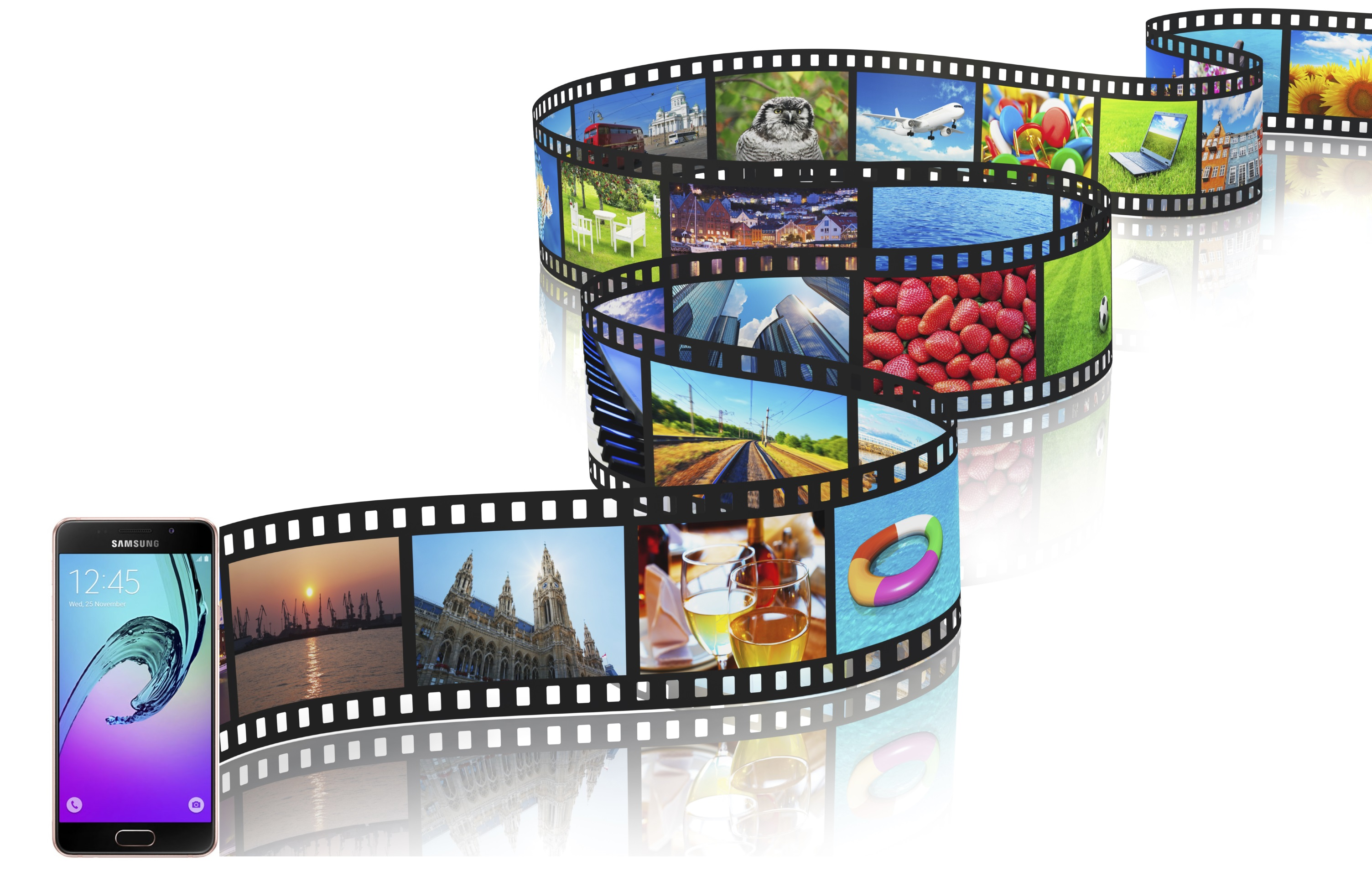 streaming video on demand smartphone - Tv, SVOD. USA: 80% consumo dati smartphone da streaming video