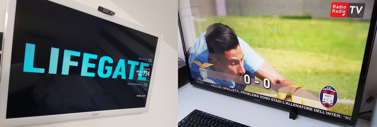 Lifegate e Radio Radio Tv 1 - Radio 4.0. Il mercato prende atto che nell'indoor la tv è il device più prossimo all'utente dopo lo smartphone. E gli originari nemici si scoprono alleati