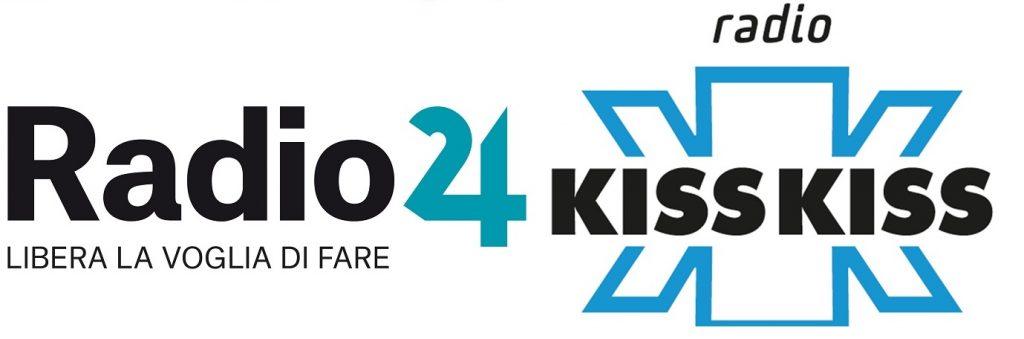 Radio 24 Kiss Kiss 1 1024x339 - Radio. Matrimonio tra Radio Kiss Kiss & Il Sole 24 Ore