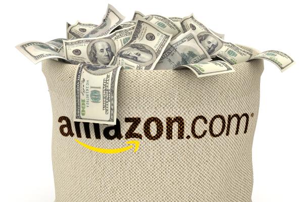 amazon dollari - Web. Quando il tempo è denaro: Amazon fattura 265.000 $ al minuto!