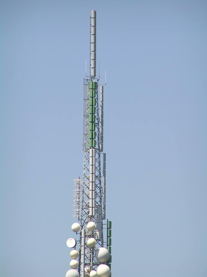 antenne UHF e FM traliccio - Radio e Tv. Firmata ipotesi accordo per saldo CCNL emittenza privata relativo a triennio 2015-2017