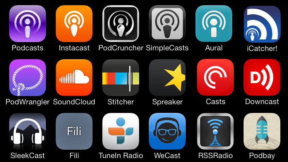 podcast apps - Radio. Dal de profundis all'ibridizzazione. Ecco come è cambiato il mezzo negli ultimi 10 anni