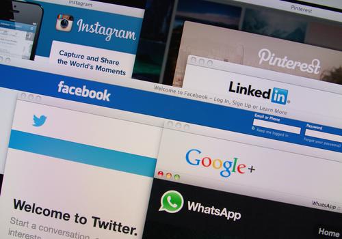 social media - Privacy & social spam. Garante sanziona società che prelevava indirizzi email dai social network