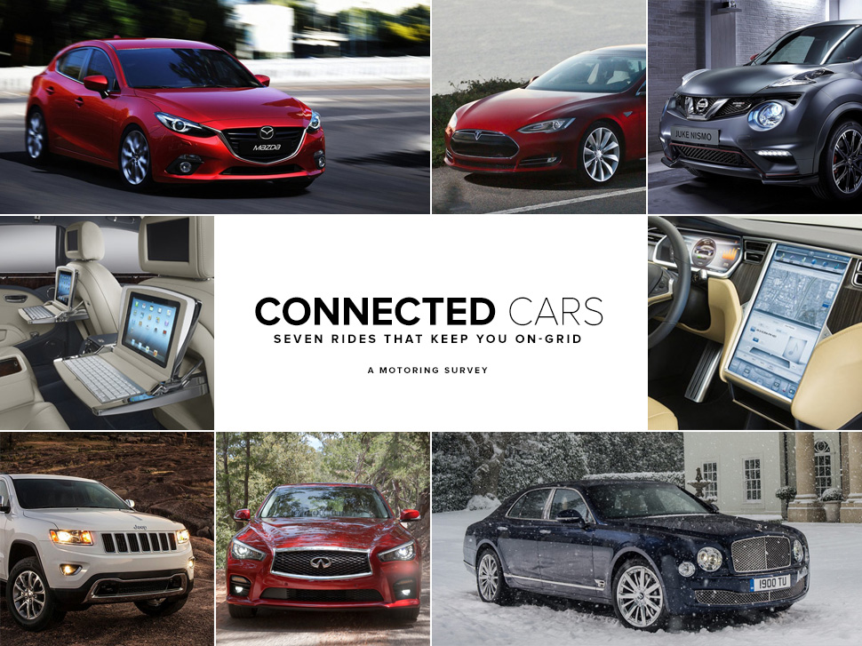 CONNECTED CAR - Radio 4.0. USA, esplode l'indotto per l'IP Car: Midroll lancia gli Star-Studded Podcasts per le connected car
