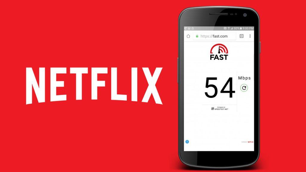 Netflix speed test 1024x576 - Tv IP. Netflix: Fastweb connessione migliore per streaming. Intanto Letterman sbarca sulla piattaforma