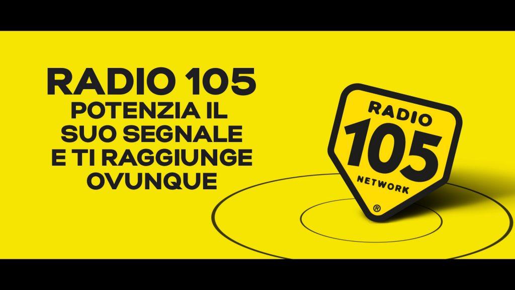 Radio 105 potenziamento frequenze 2018 1024x576 - Radio. Radiomediaset: altra iniezione di frequenze per potenziare 105. Sviluppo su doppio binario: FM+IP