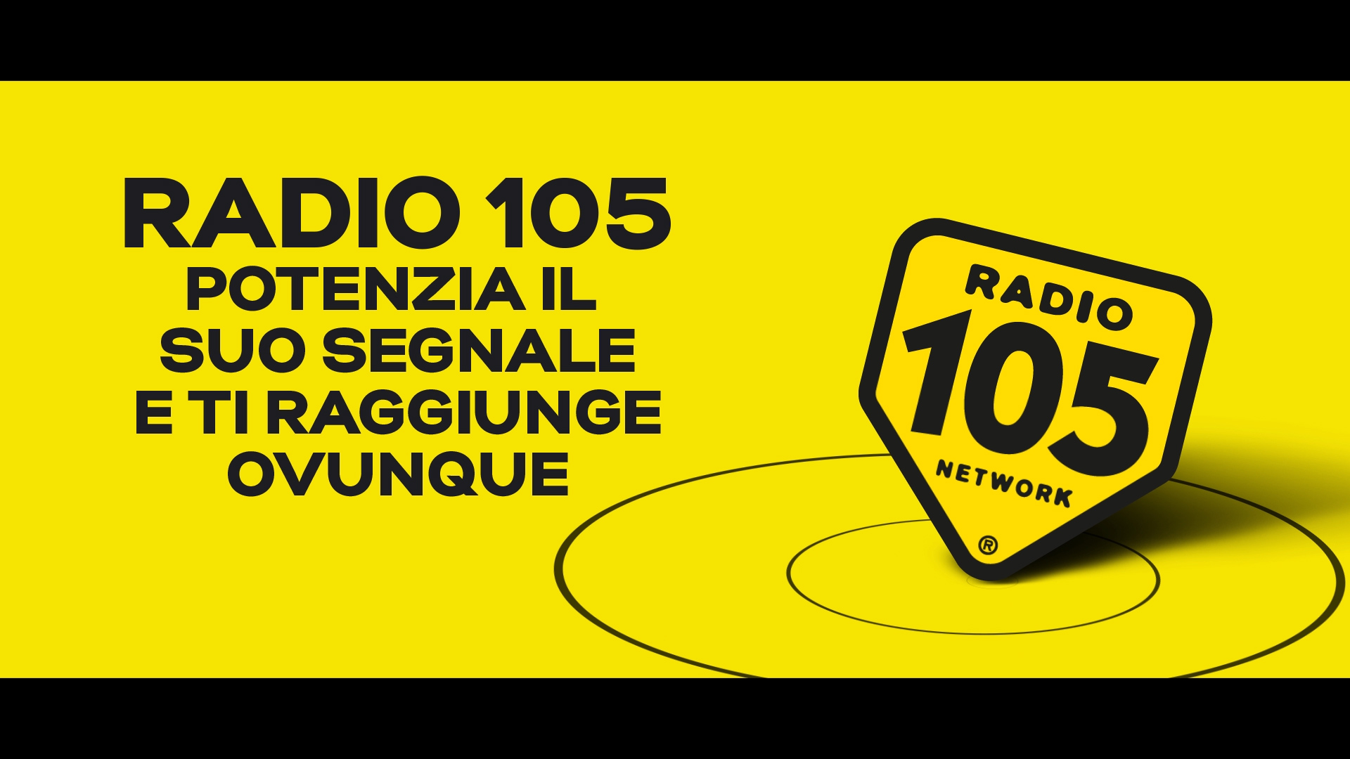 Radio 105 potenziamento frequenze 2018 - Radio. Radiomediaset: altra iniezione di frequenze per potenziare 105. Sviluppo su doppio binario: FM+IP