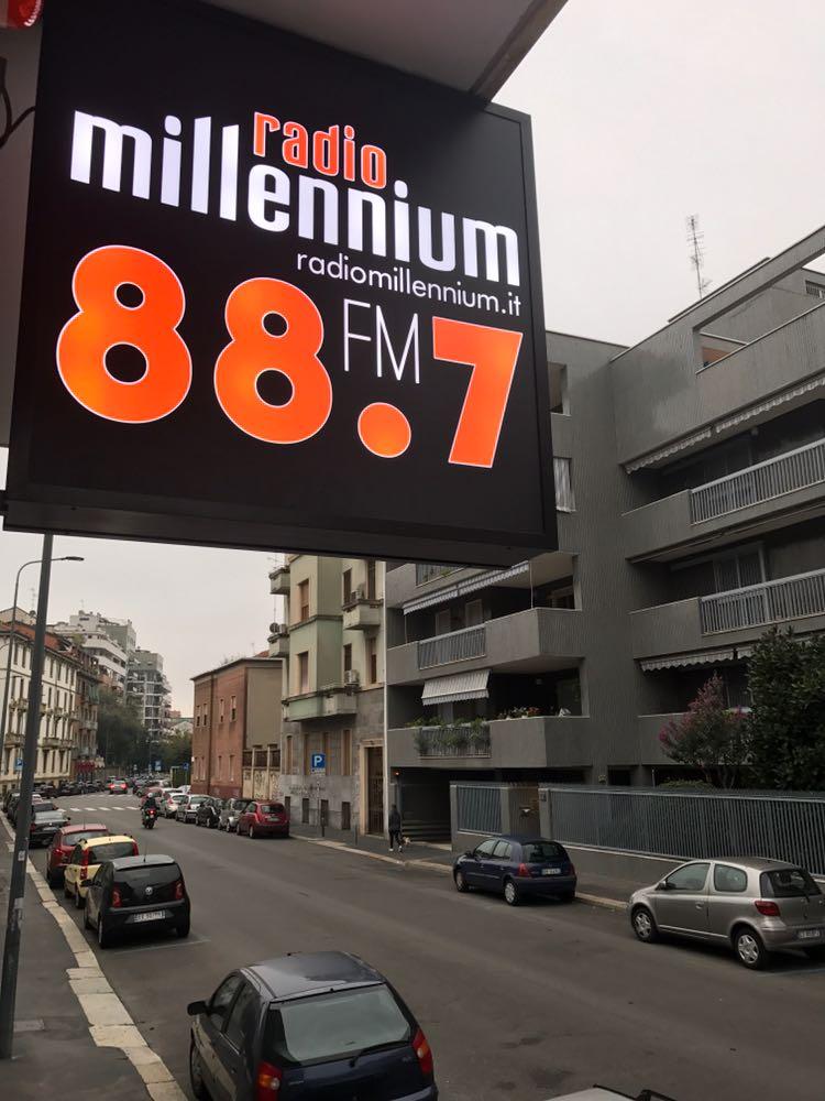 """Radio Millennium 2 - Radio locali. Lombardia: Millennium è maggiorenne! """"Ci avevano dato qualche mese e invece..."""""""