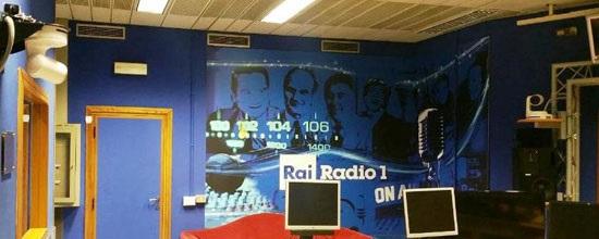 Studio Giornale Radio RAI 1 - Radio 4.0. RAI lancia l'app per la personalizzazione del GR1, che a maggio diventa visual sulla multipiattaforma