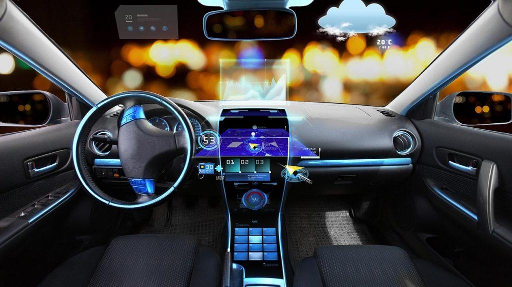 connected cars 1024x575 - Radio 4.0. CES 2018: connected car sotto i riflettori. Bosch, Mercedes e GM presentano le novità. La rivoluzione è in arrivo