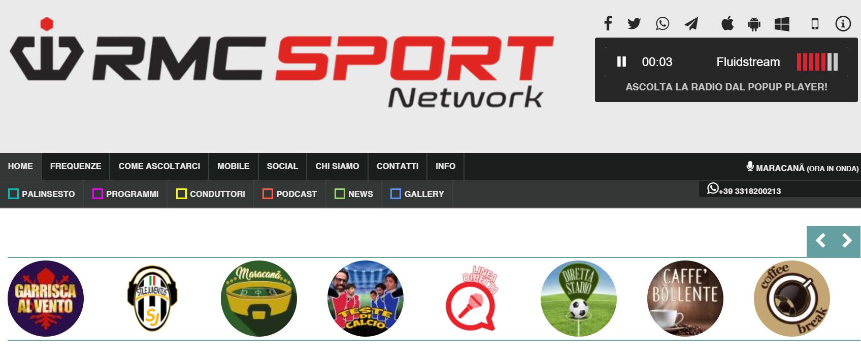 rmc sport sito - Radio. Ecco i retroscena di RMC Sport Network, la nuova emittente di Alberto Hazan