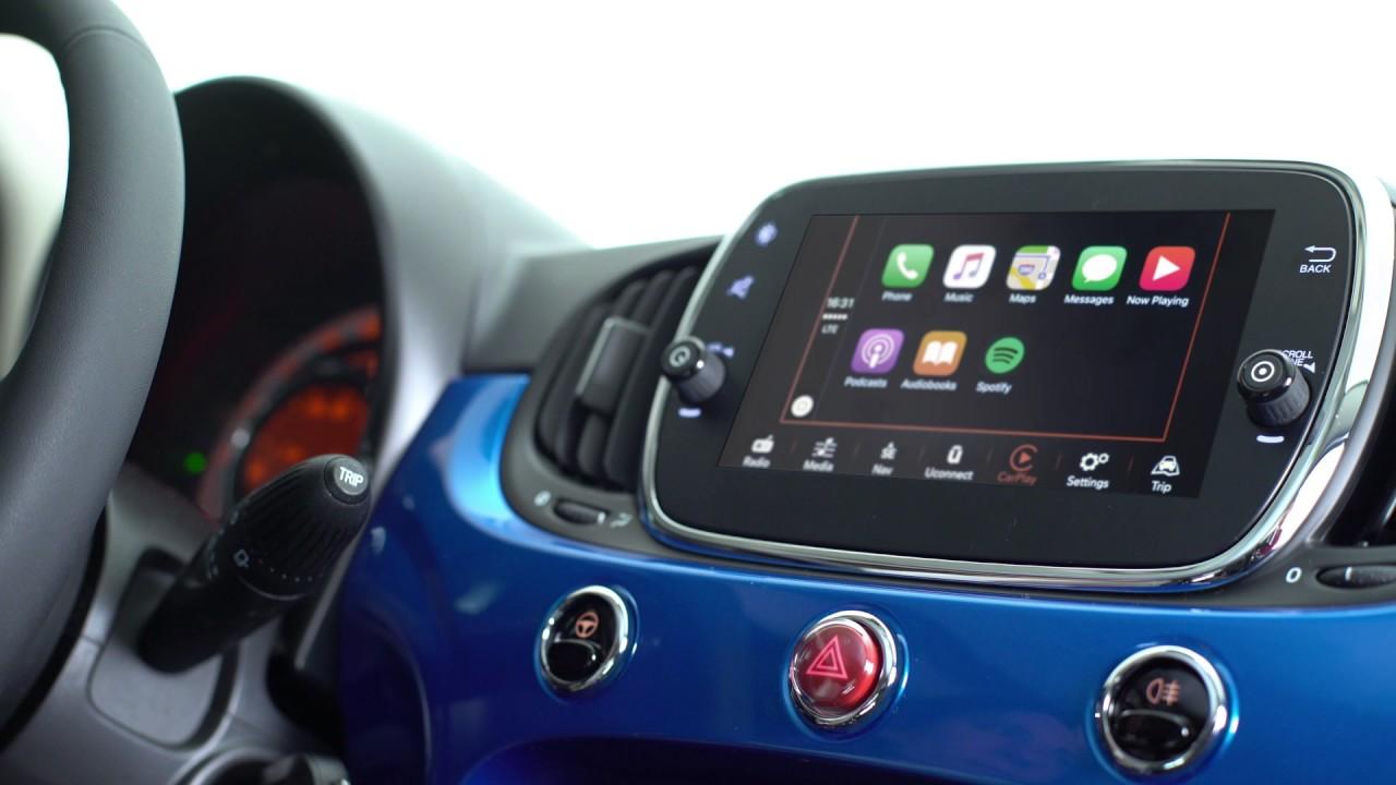 500 mirror - Radio 4.0. Tutte le case automobilistiche presentano i modelli connected car. Momento cruciale per la radiofonia