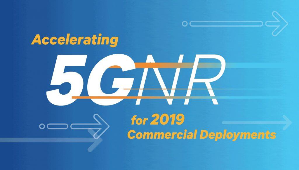 5gnr 1024x582 - Radio e Tv 4.0. 5G già nel 2019 grazie a Nokia e Qualcomm