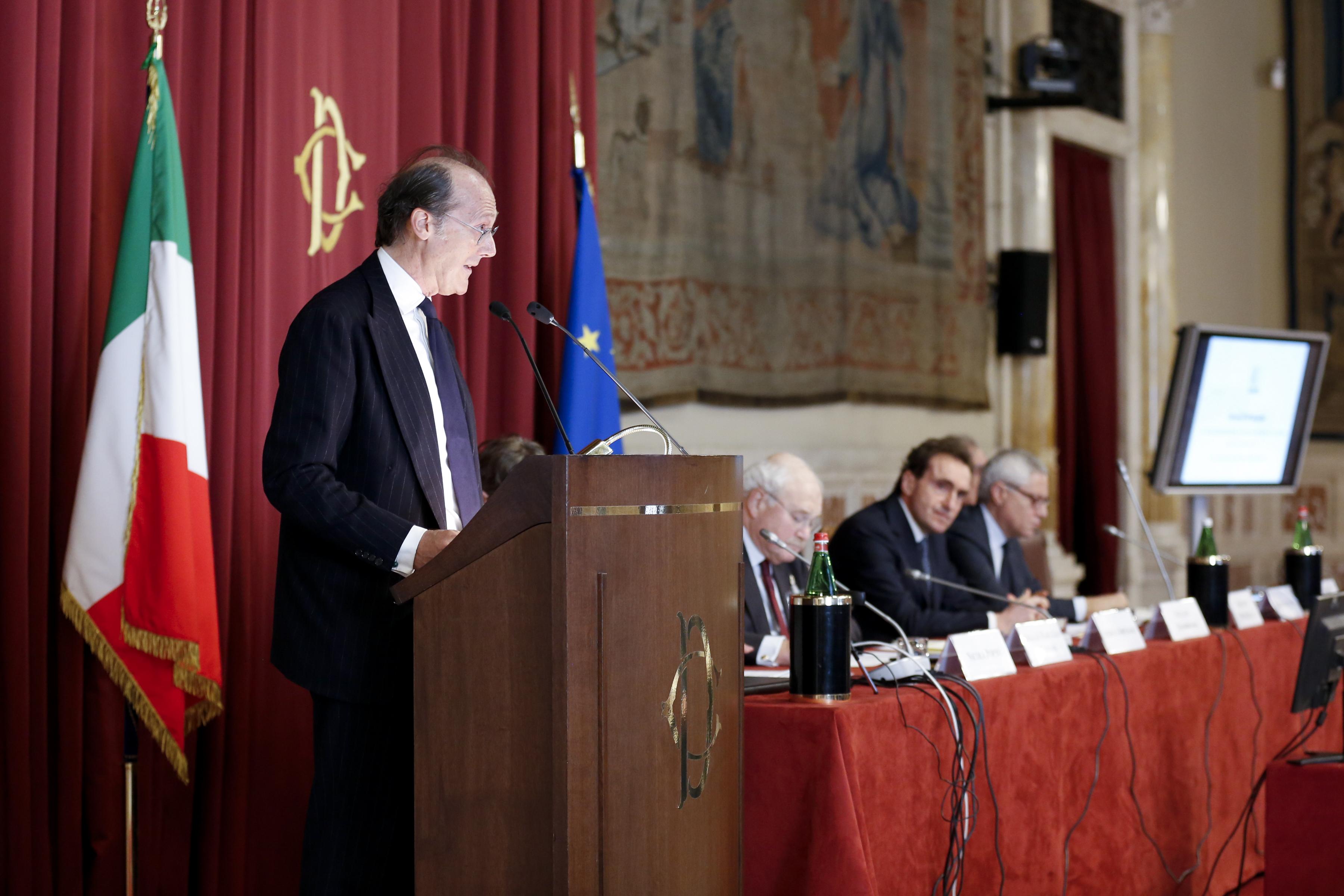 Andrea Imperiali speech  - Tv. 30 anni di Auditel: le nuove sfide, il cambiamento della società italiana e la sua interazione con i media