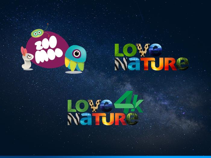 BlueAnt Eutelsat - Tv sat. Eutelsat, Blue Ant Medi e iKO Media Group insieme per trasmettere ZooMoo HD, Love Nature HD e Love Nature 4K