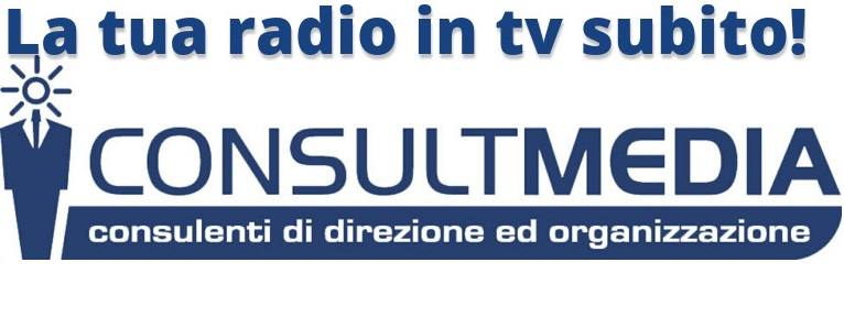 Consultmedia Radio On tv - Radio 4.0. Sbarca sul DTT di Lombardia, Piemonte e Liguria City FM, visual radio del gruppo 7 Gold-Telecity
