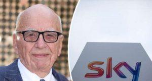 Sky, Murdoch