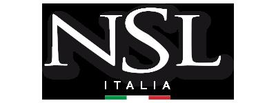 NSL Italia logo - DTT & IP. Nasce a Roma la prima brand radio-tv ibrida italiana by NSL Italia