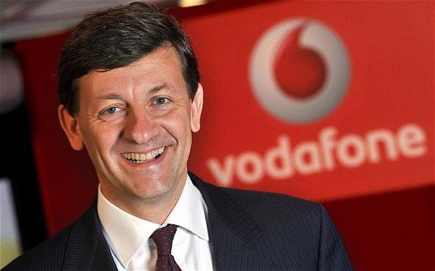Vittorio Colao Ceo Vodafone - Tlc & Tv. Vodafone mette gli occhi su asset europei di Liberty Global