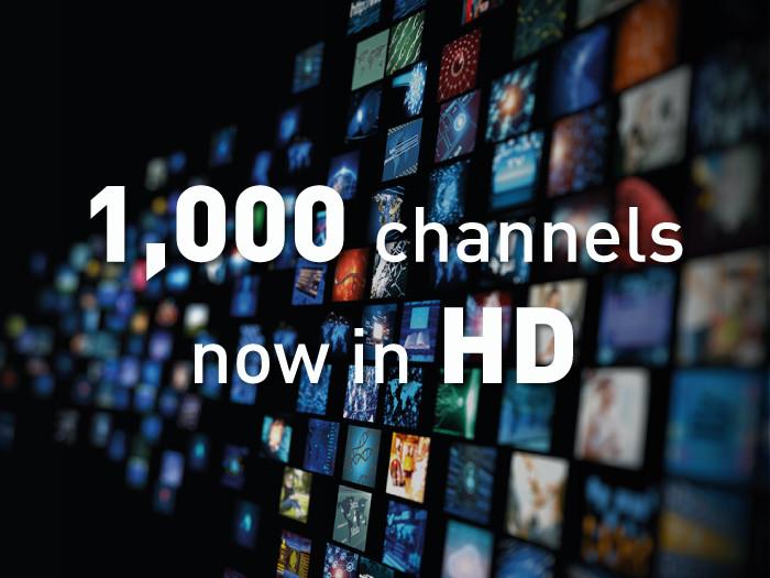 eutelsat hd - Tv. Eutelsat: soddisfazione per il varo di Canale 5, Italia 1 e Rete 4 in HD sulla piattaforma satellitare gratuita Tivùsat diffusa su Hotbird a 13 gradi est