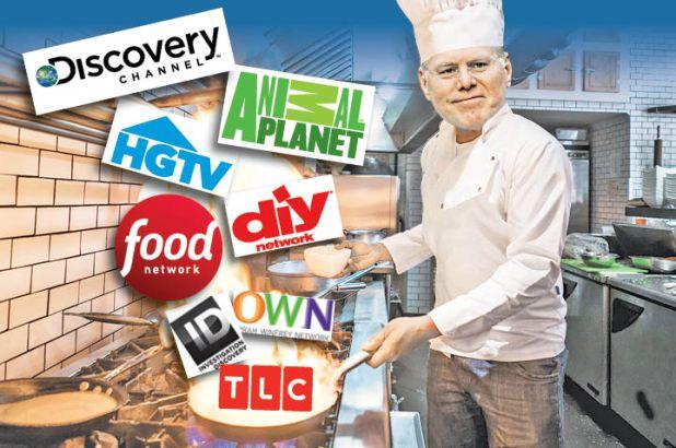 Il CEO di Discovery Communications David Zaslav