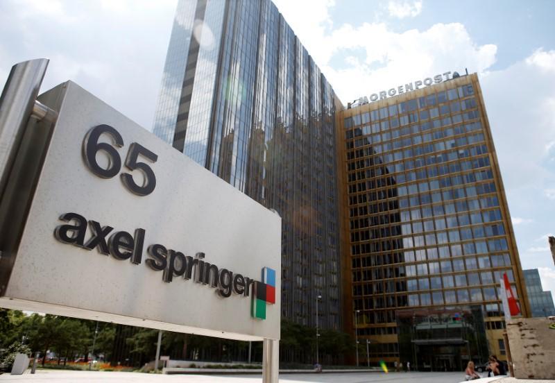 Axel Springer - OTT & editoria. Alleanza tra i big della Silicon Valley e editori: le testate vogliono farcela da sole con nuovi progetti
