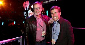 Bob Pittman and Richard Bressler iHeart