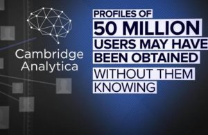 FB, Facebook, data scandal, data analytics