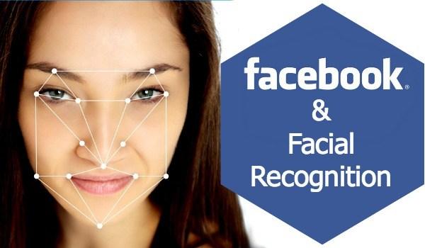 Facebook riconoscimento facciale, social network