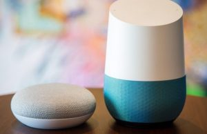 Google Home, smart speaker