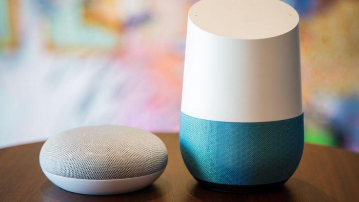 Google Home, smart speaker