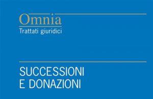 Trattato delle successioni e donazioni utet
