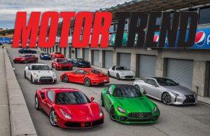 Nuovo lancio del canale Motor Trend