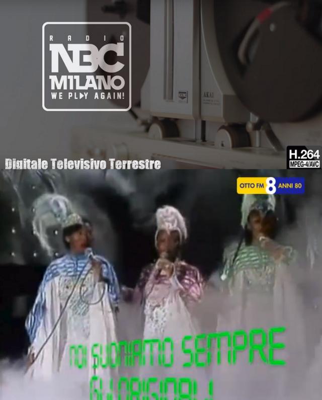 lcn locali, NBC Milano, Otto FM, co-branding