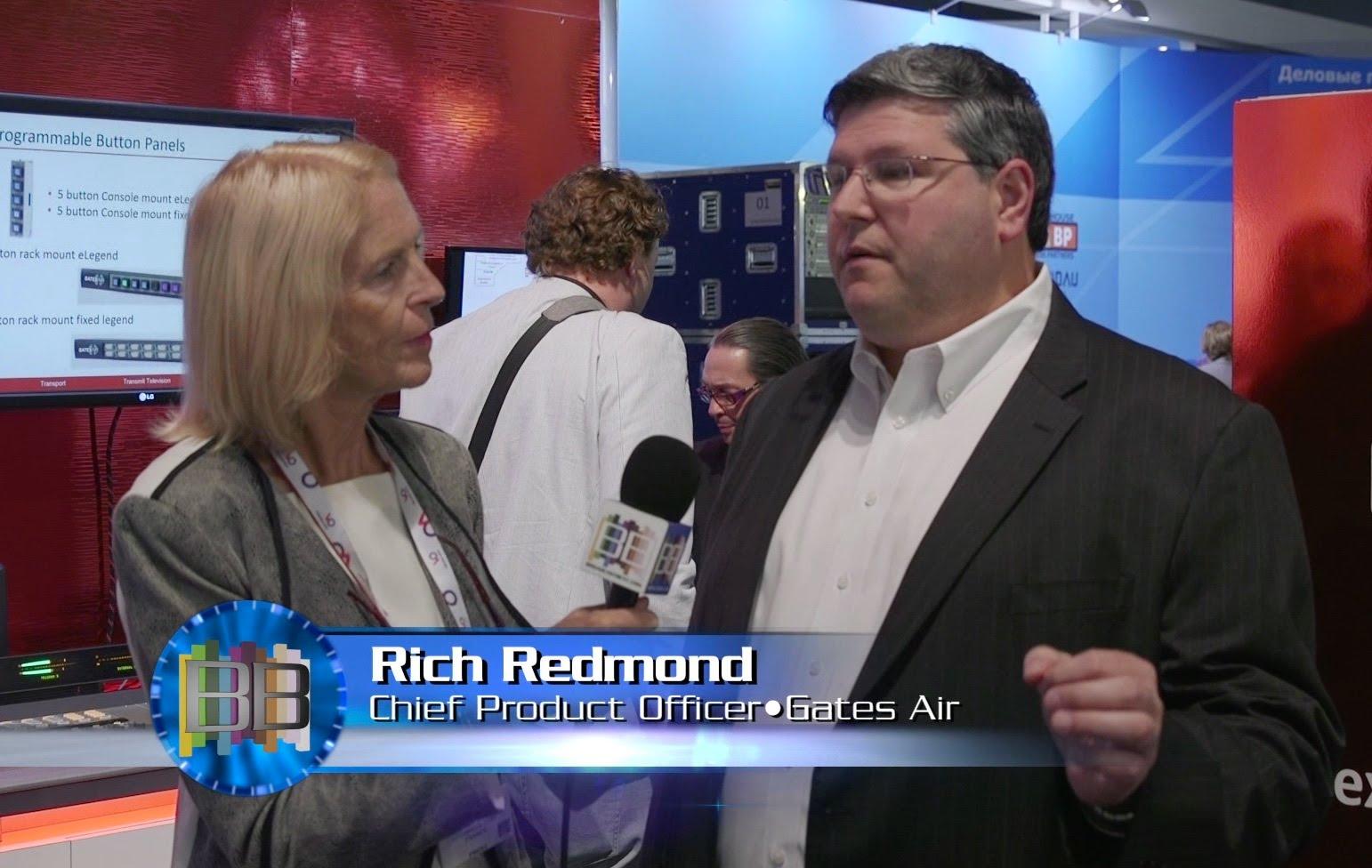 Rich Redmond GatesAir